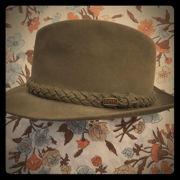 Dobbs Other - Dobbs Fifth Avenue New York men's fedora hat